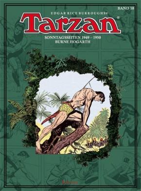 Tarzan, Band 10
