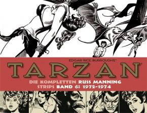 Tarzan: Manning Strips, Band 6