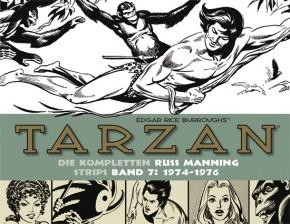 Tarzan: Manning Strips, Band 7