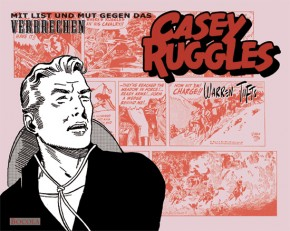 Casey Ruggles, Band 3