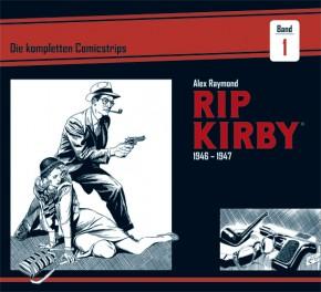 Rip Kirby, Band 1