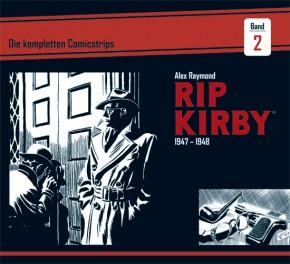 Rip Kirby, Band 2