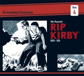 Rip Kirby, Band 4