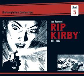 Rip Kirby, Band 5