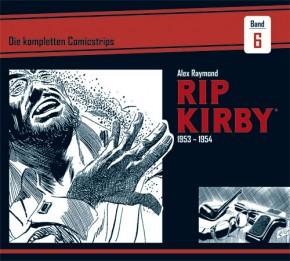 Rip Kirby, Band 6