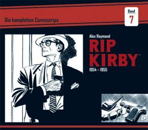Rip Kirby, Band 7